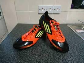 Adidas F50 Football Boots Size 10