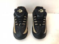INFANT AIRMAX BLK/GOLD