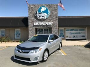 2012 Toyota Camry XLE! WOW LOW KM! FINANCING AVAILABLE!