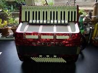Delicia Carmen XIV 96 bass accordion