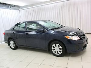 2013 Toyota Corolla LE SEDAN WITH PWR WINDOWS AND AIR CONDITION!