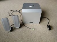 Dell A525 2.1 PC Speaker System