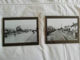 Vintage framed photo prints of Nailsea