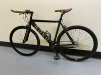 Goku Cycles custom made men's bike