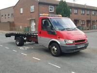 FORD TRANSIT RECOVERY 90 T350 LWB BARGAIN £3495
