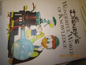 Disney Book of knowledge and more