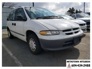 1997 Dodge Caravan Base; Local one owner vehicle!