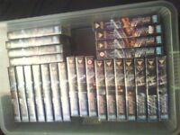 25 Star Trek Deep Space 9 videos (used) for sale.