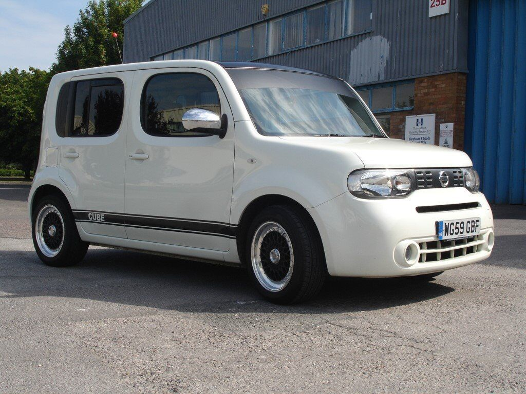 cool looking nissan cube may px or swap