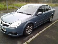 Vauxhall Vectra Design 06 1800cc vvti Mot'd August