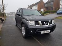 Nissan Pathfinder 2.5 dCi Aventura 5dr Automatic Full 12 Months MOT