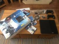 PS4 500gb Boxed Bundle