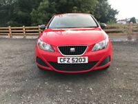 2010 Seat Ibiza 1.2 Great Condition Low Millage