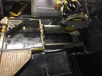 DeWalt 650mm wet cutter