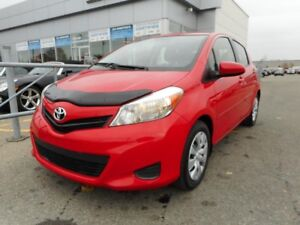 2013 Toyota Yaris 5-dr LE CLIMATISATION