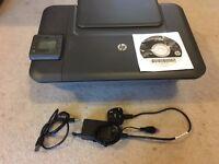 HP Deskjet 3050A e-All-in-One Printer (Print, Scan, Copy, AirPrint, Wireless, e-Print)