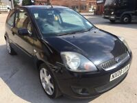 2008 FORD FIESTA ZETEC CLIMATE 1.4 TDCI, DIESEL, MANUAL, 3 DOORS, DRIVES WELL, P/X TO CLEAR !!