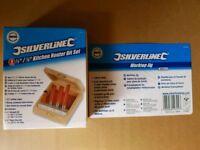 Silverline Worktop Jig & Router bits