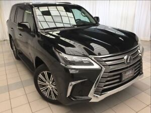2017 Lexus LX 570 Executive Package: