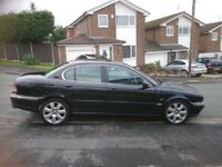 JAGUAR X TYPE Low Mileage Extensive Service History, Full Unmarked Leather Interior. STUNNER !!