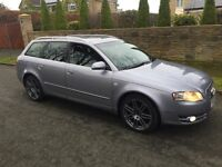 Audi A4 B7 Avant Estate 2.0 TDI 140
