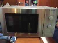 Bosch Solo Microwave