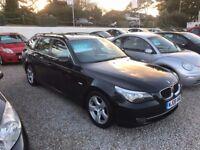 BMW 520D semi auto