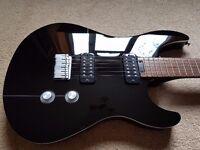 Yamaha RGX A2 Electric Guitar Gloss Jet Black