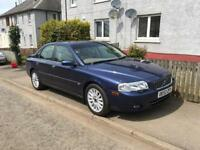 Volvo S80 2.4 SE 53 Plate Automatic