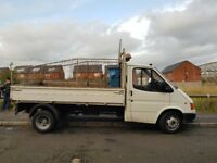 FORD TRANSIT 2.5 TURBO DIESEL CAGE VAN LONG MOT