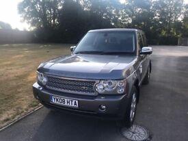 Land Rover Range Rover vouge HSE 3.6 TD
