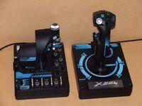 Saitek X56 joystick