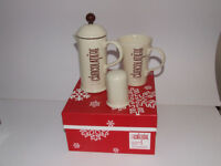 La Cafetiere Chocolatiere set Gift Boxed
