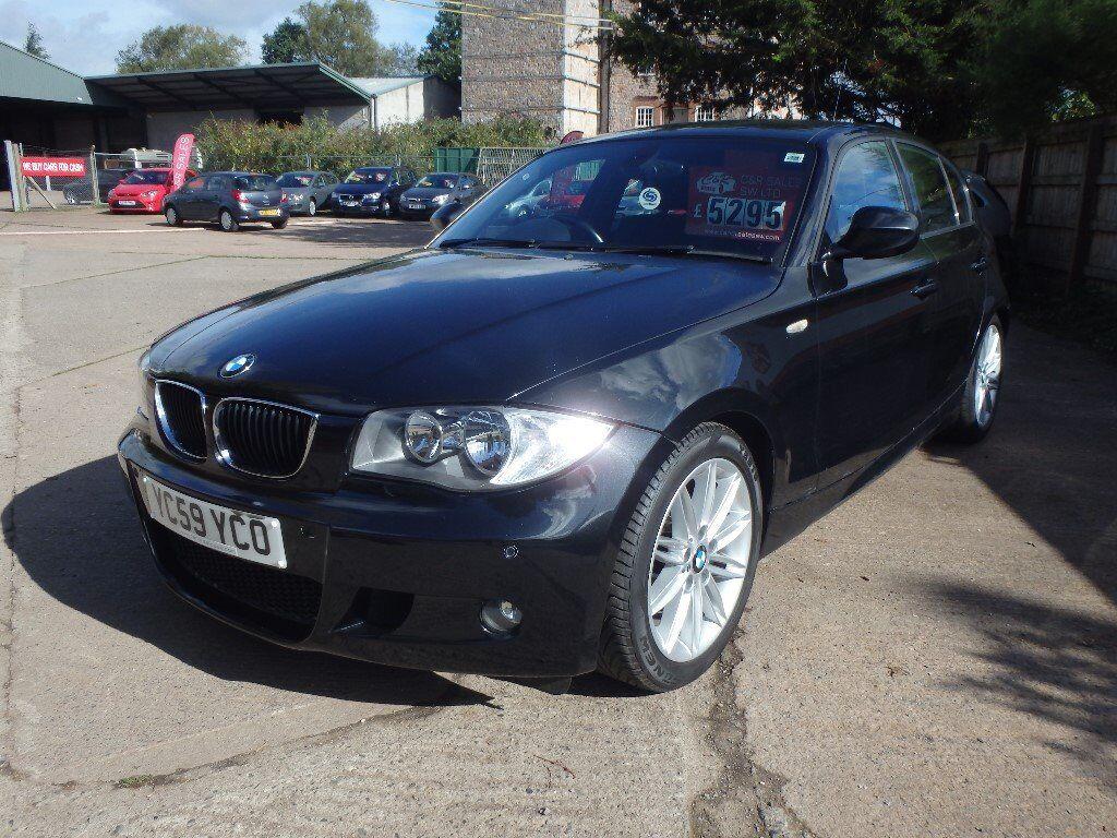 2009 BMW 118D Msport Diesel LOW MILEAGE!