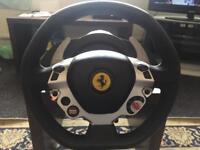 Thrustmaster Tx Steering Wheel Xbox One/ Pc Like Logitech g27 g29 g920