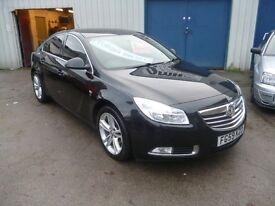 Vauxhall INSIGNIA SRI CDTI 160,5 door hatchback,6 speed manual,FSH,full MOT,very clean tidy car,