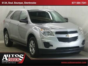 2011 Chevrolet Equinox AWD, MAGS, VITRES TEINTÉES