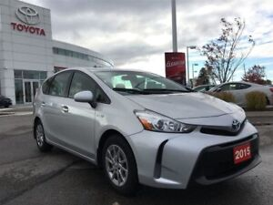 2015 Toyota Prius v *PENDING SALE*Luxury Package - One-Owner / L