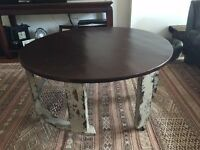 Round Coffee Table/ need to sale moving to states