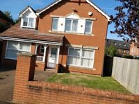 Beautiful 4 Bed Detached House To Let