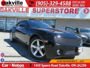 2011 Chevrolet Camaro 1LT | CONVERTIBLE | CRUISE | LOW KM