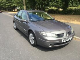 Renault Laguna 2.0 Dynamique with Sat Nav, Bluetooth, FSH and lots more....