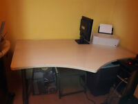 Steelcase Strafor Office Desk