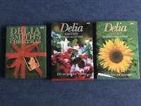 Delia Smiths cook books 3 in total for £2.00
