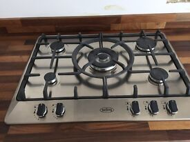 Belling gas hob