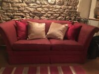 LAURA ASHLEY STUNNING 3+2 SOFAS CAN DELIVER FREEE
