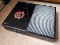 Xbox one 500GB. Great condition. All wires but no controller.