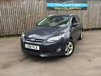 2011 61 Ford Focus 1.6 Zetec, Estate, £20 Road Tax, New Shape