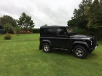 Land Rover Defender 90 XS Station Wagon with low miles and aircon