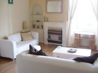 1 bedroom fully furnished 3rd floor flat to rent on Roseburn Street, Roseburn, Edinburgh